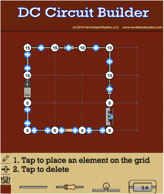Interactive Circuit Builder - Wiring Diagram For Light Switch •