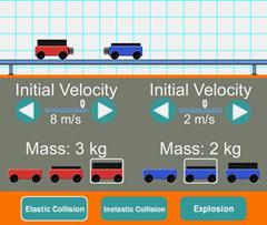 Ngss Physics Momentum Elastic Collisions